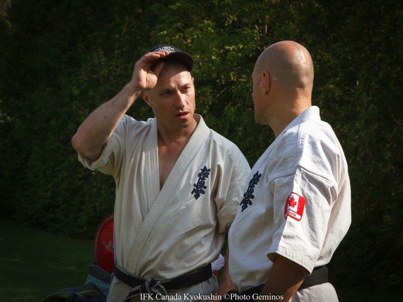 championnat monde kyokushinkai